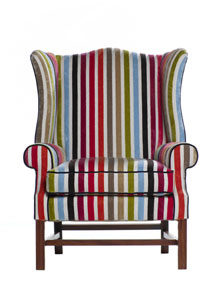 Morely Wing Chair