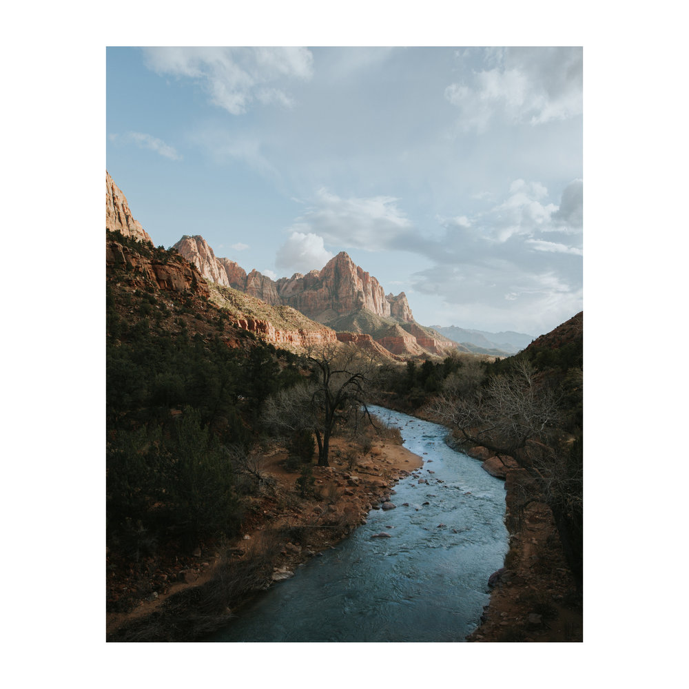 Zion National Park -