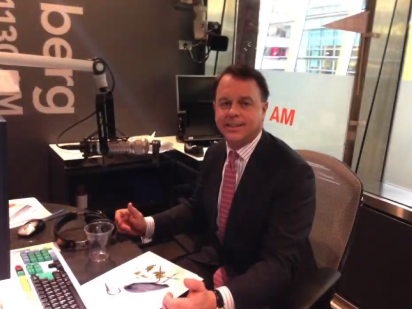 David Edwards explains stress test technology on Bloomberg - Interview with Kathleen Hays and Vonnie Quinn. Edwards explained how his firm applies Hidden Levers stress test to clients' portfolios.
