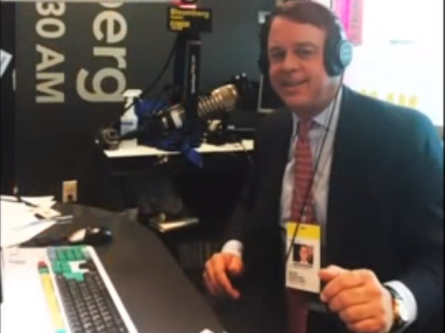 David Edwards of Heron Wealth on Bloomberg Radio - Edwards spoke with Kathleen Hayes on Bloomberg Radio about the important events of 2014, and their impact on investors. He discussed what might happen for investors in 2015.