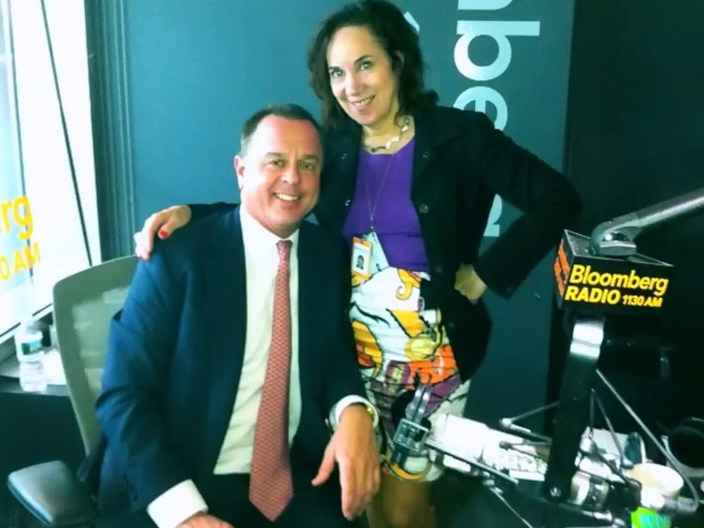 David Edwards on Investor Fear, Facebook, JP Morgan and Greece - David Edwards of Heron Financial Group interviewed by Kathleen Hays of Bloomberg Radio on June 13th, 2012.