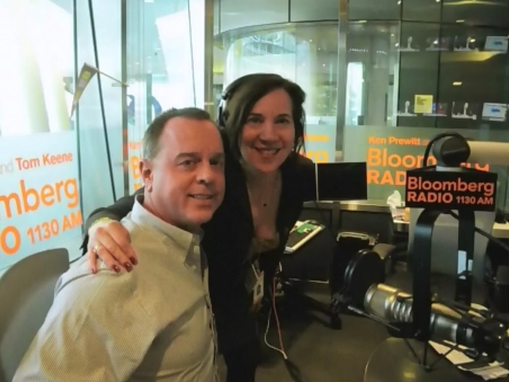 David Edwards - 2012 US Presidential Election Forecast - David Edwards was interviewed by Kathleen Hays of Bloomberg Radio on October 31st, 2012.