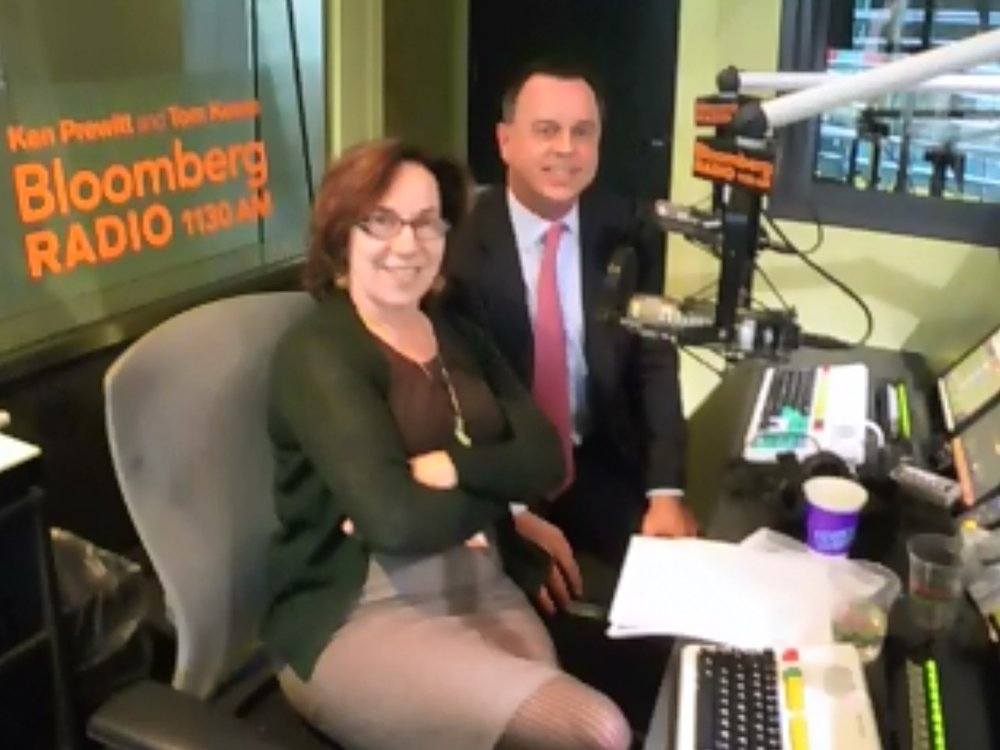 David Edwards on the economic costs of the destruction of trust - Interviewed by Kathleen Hays on Bloomberg Radio on December 28th, 2011.
