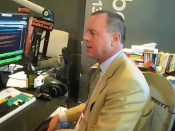 David Edwards on purpose based asset allocation - David Edwards of Heron Financial Group was interviewed by Kathleen Hays of Bloomberg Radio on April 4th, 2012.