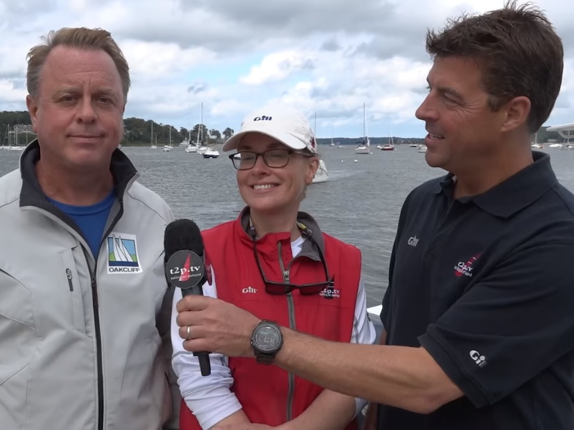 US Sailing U.S. Match Racing Championship - Sunday - Today determined the 2017 U.S. Match Racing Champion and the winner of the Prince of Whales Bowl. Hosted by Oakcliff Sailing Center in Oyster Bay, NY on Swedish Match 40s.