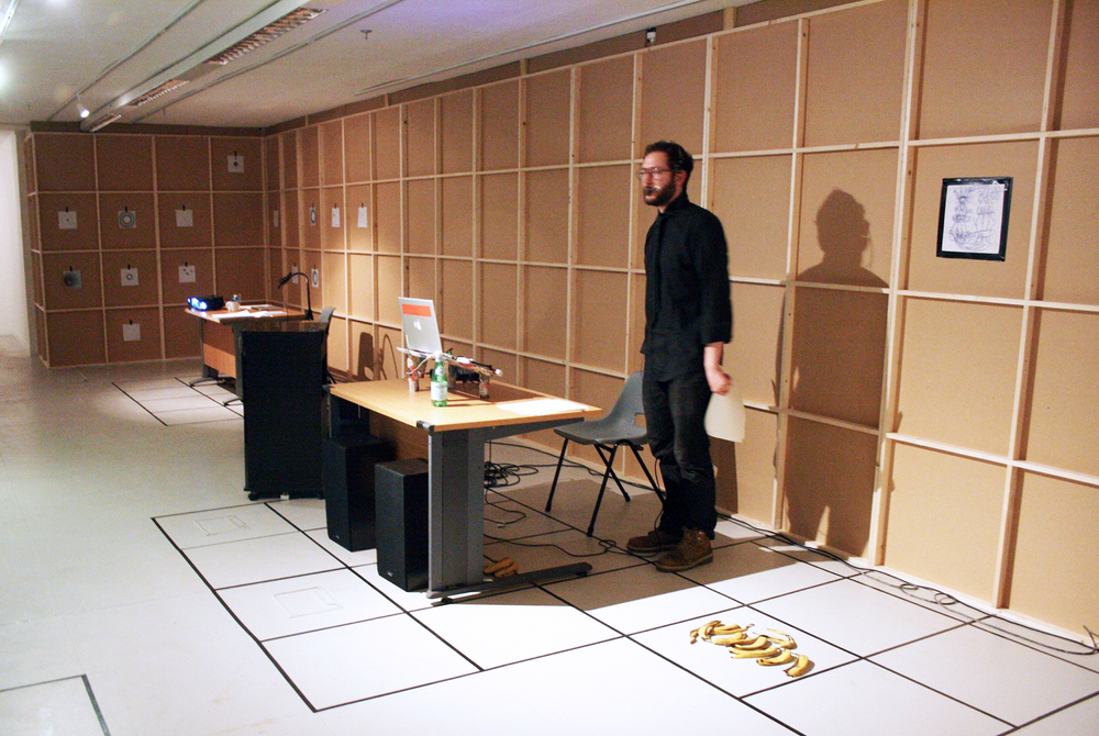 Performance. Steve Ounanian. True Stories from the Event Horizon.