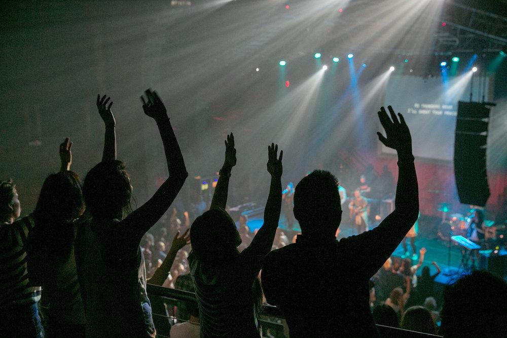 Hillsongs Pentecostal MegaChurch, Belasco Theatre, Los Angeles