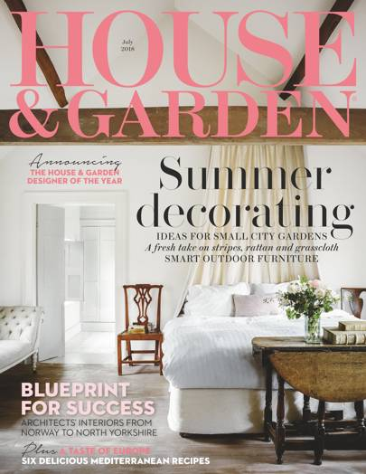 House & Garden July 2018 - Profile