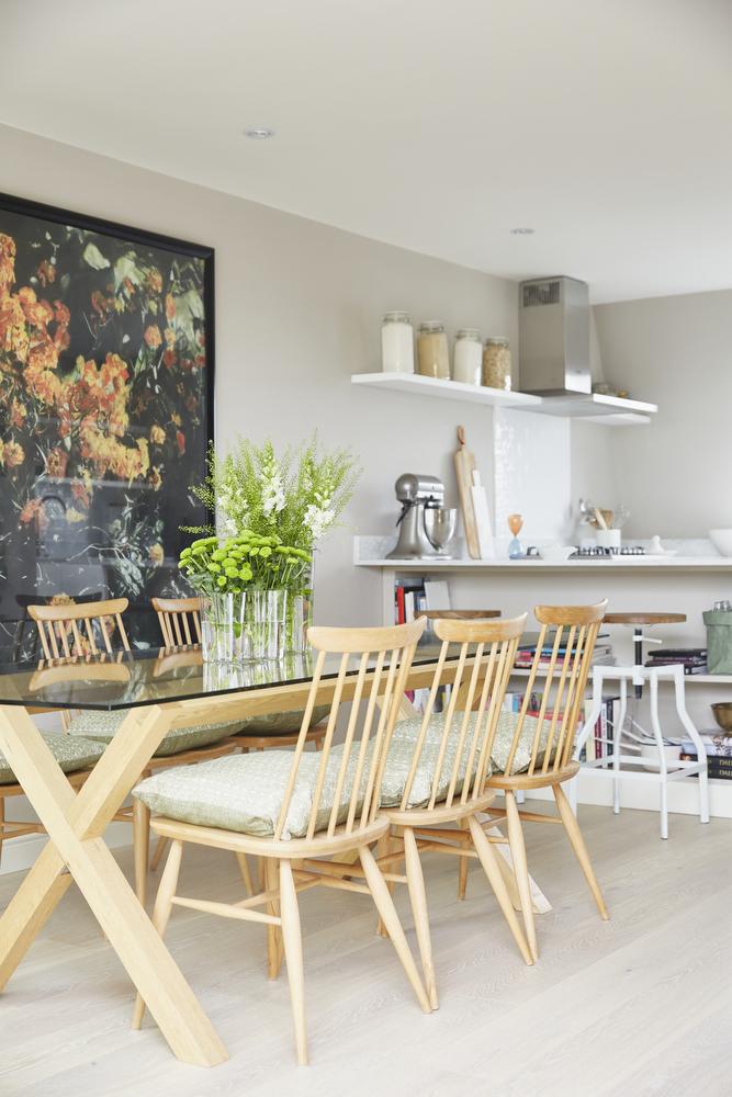 Minimalist Kitchen Interior Design | Parsons Green