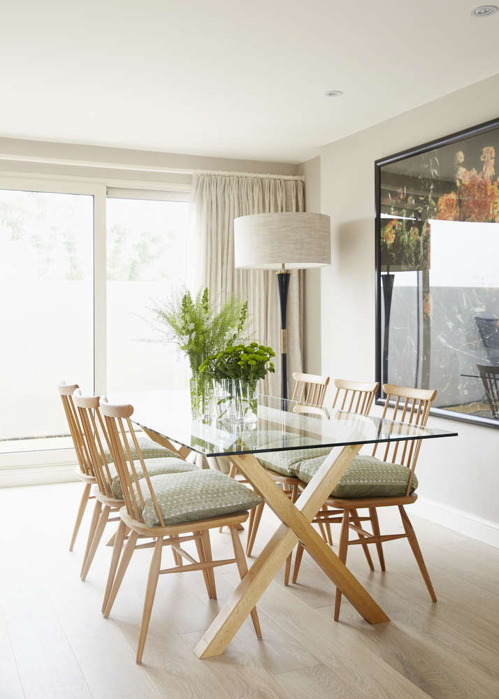 Contemporary Dining Area  | Parsons Green