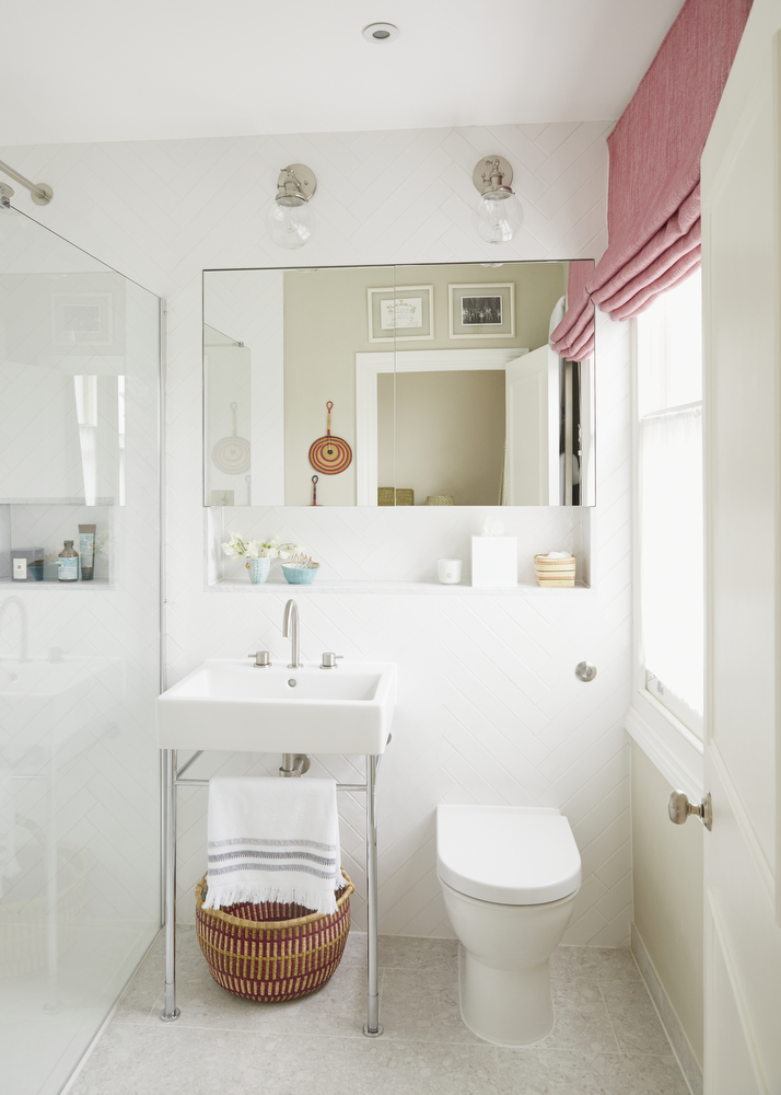 Contemporary Bathroom Interior Design | Parsons Green