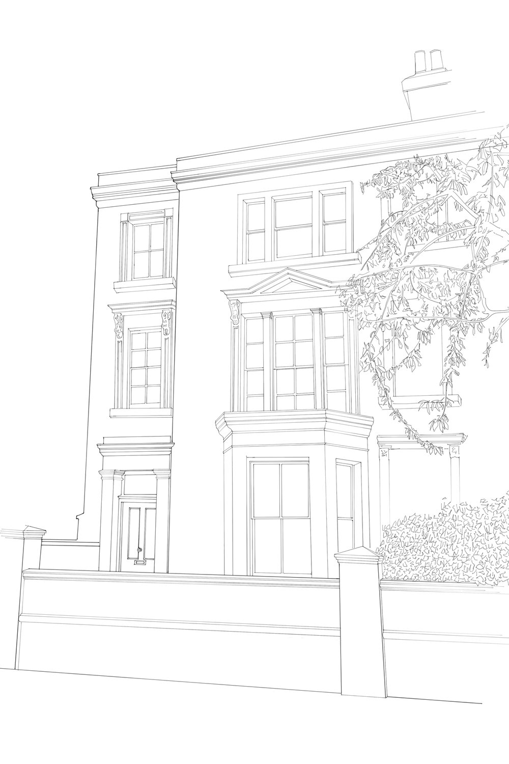 KENSINGTON - 5 BEDROOM FAMILY HOME  COMPLETION DUE 2020