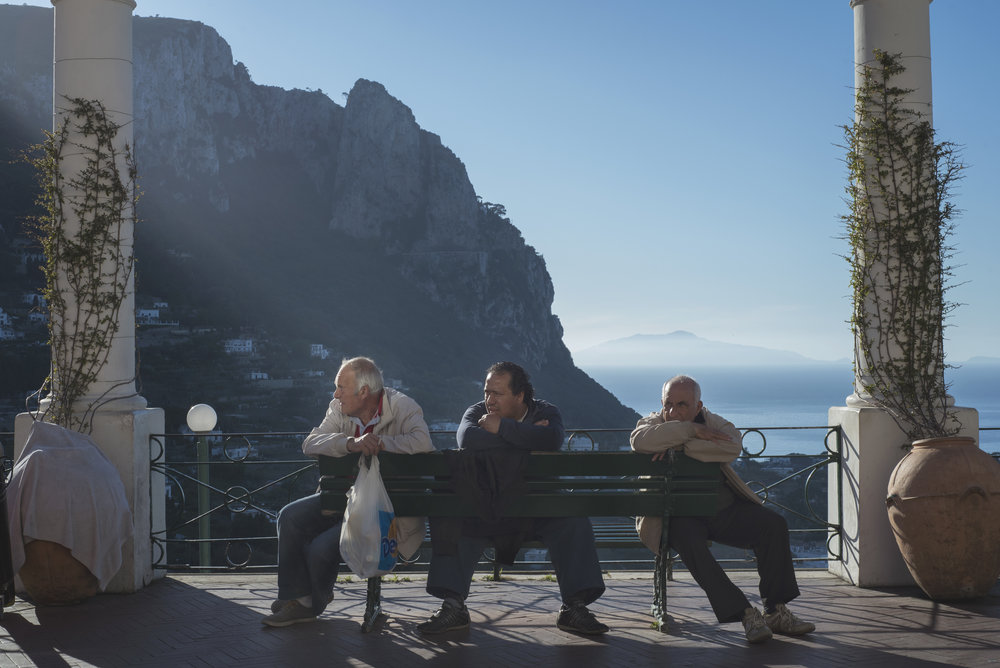 Shot on assignment for National Geographic Traveller in Capri