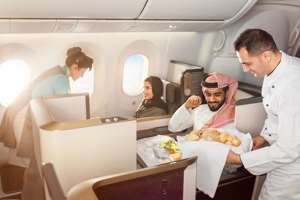 Aug '18 / Gulf Air, Bahrain
