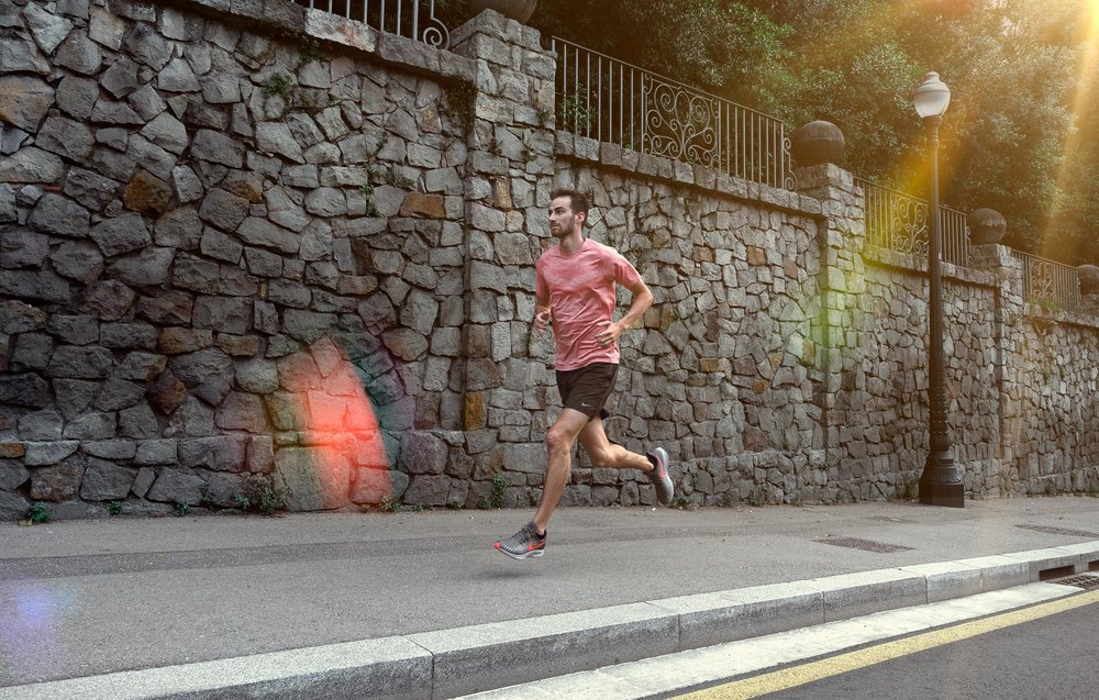 Jun '18  /  Lukas Kellner Running, Barcelona