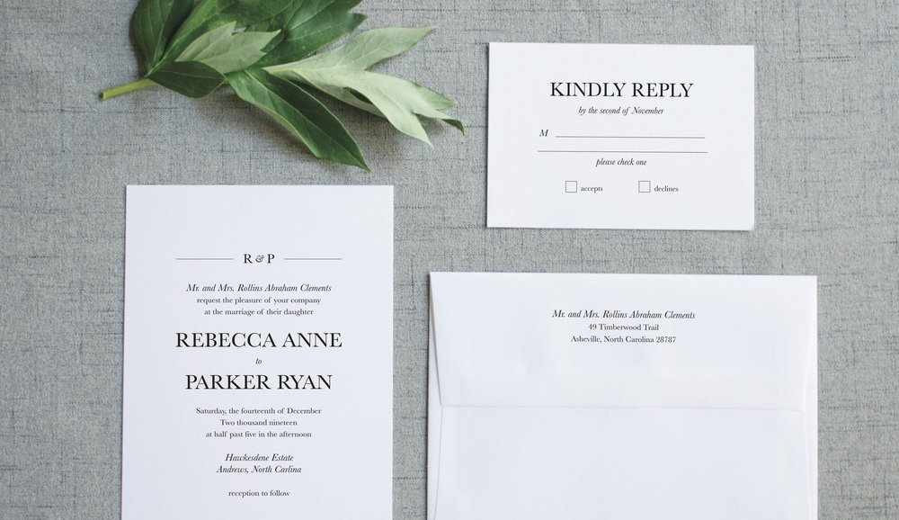 THE REBECCA SUITE - Serif and Sans-Serif Fonts