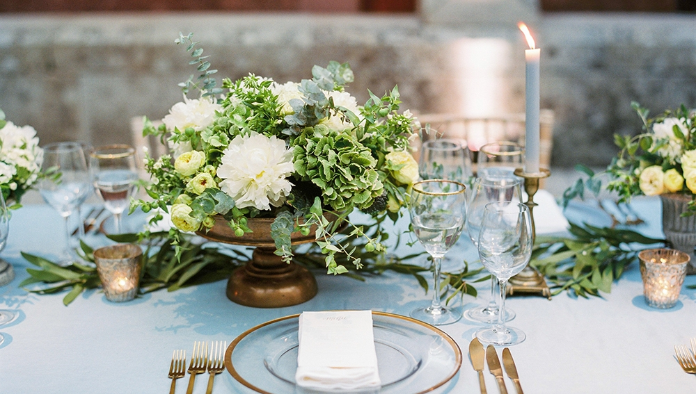 WEDDING PLANNERS - Why choose Haint Blue?