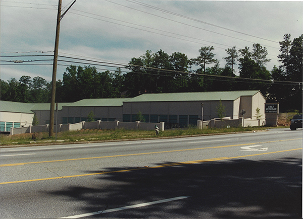 Roswell Rd./Dunwoody Self Storage, Atlanta, GA