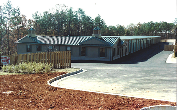 Holcomb Bridge Self Storage, Alpharetta, GA