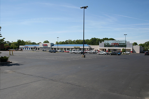 Pinnacle Plaza / Self Storage, Cincinnati, Ohio