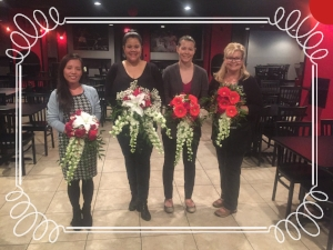 DIY Cascade Bouquets Taught by Denise Godfrey, 2016