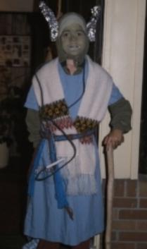 Halloween 1983 as Yoda