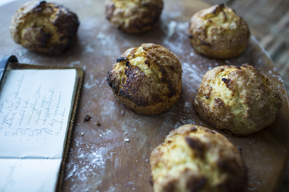 Ballymaloe Irish Scones