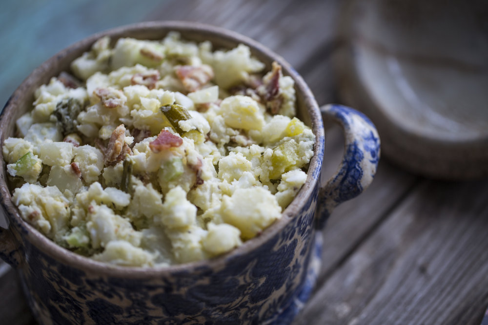 Czech Potato Salad