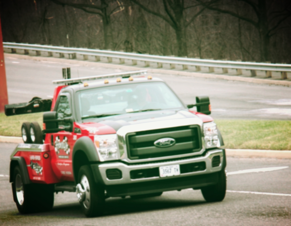 Get a tow truck in minutes!