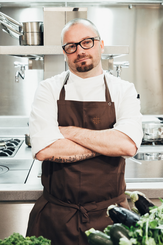 Captain Dim Sum A.K.A Chef Petutschnig