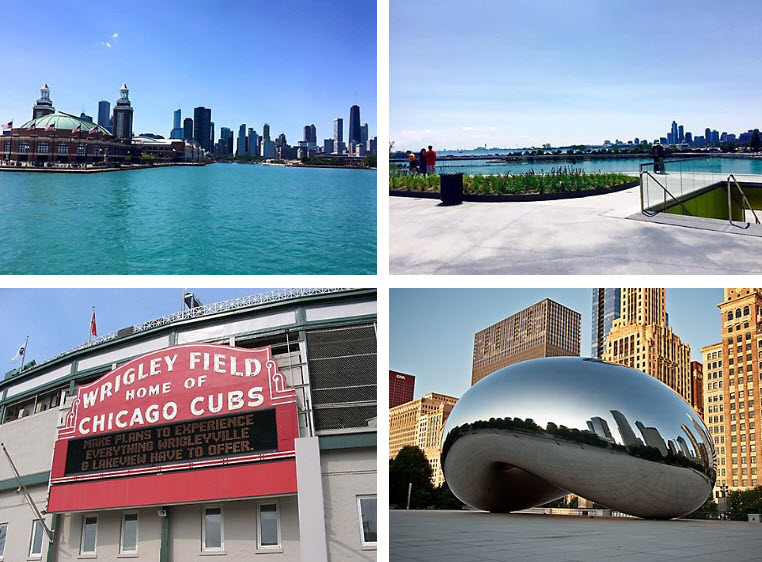 Explore the windy city