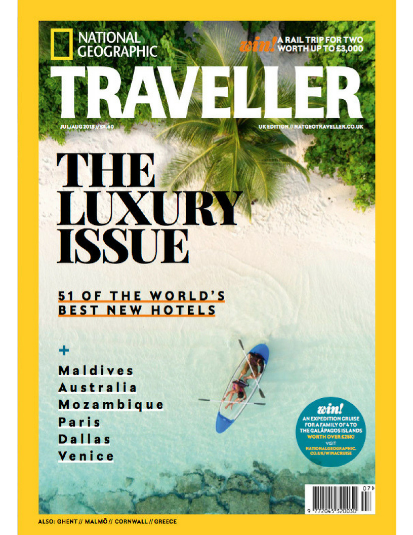 National Geographic Traveller - Big Sleep Awards 2018 Sanders.jpg