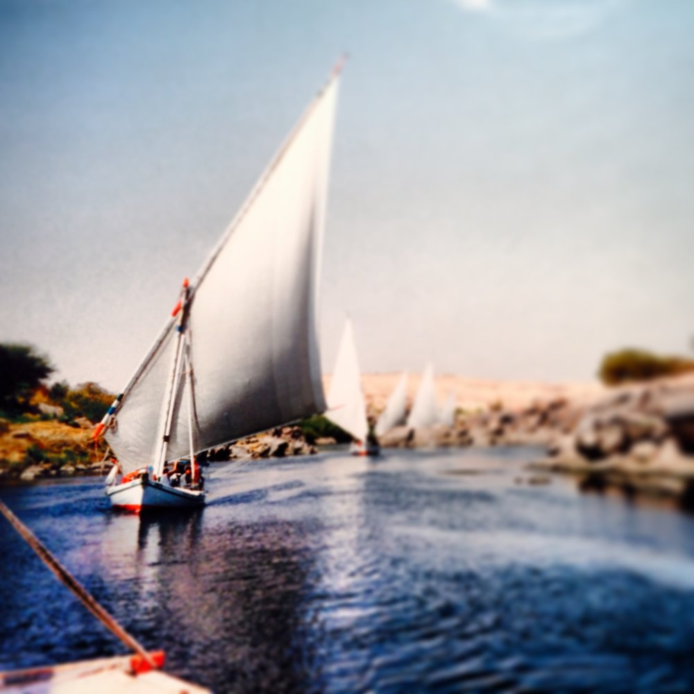 A most memorable trip - On the Nile
