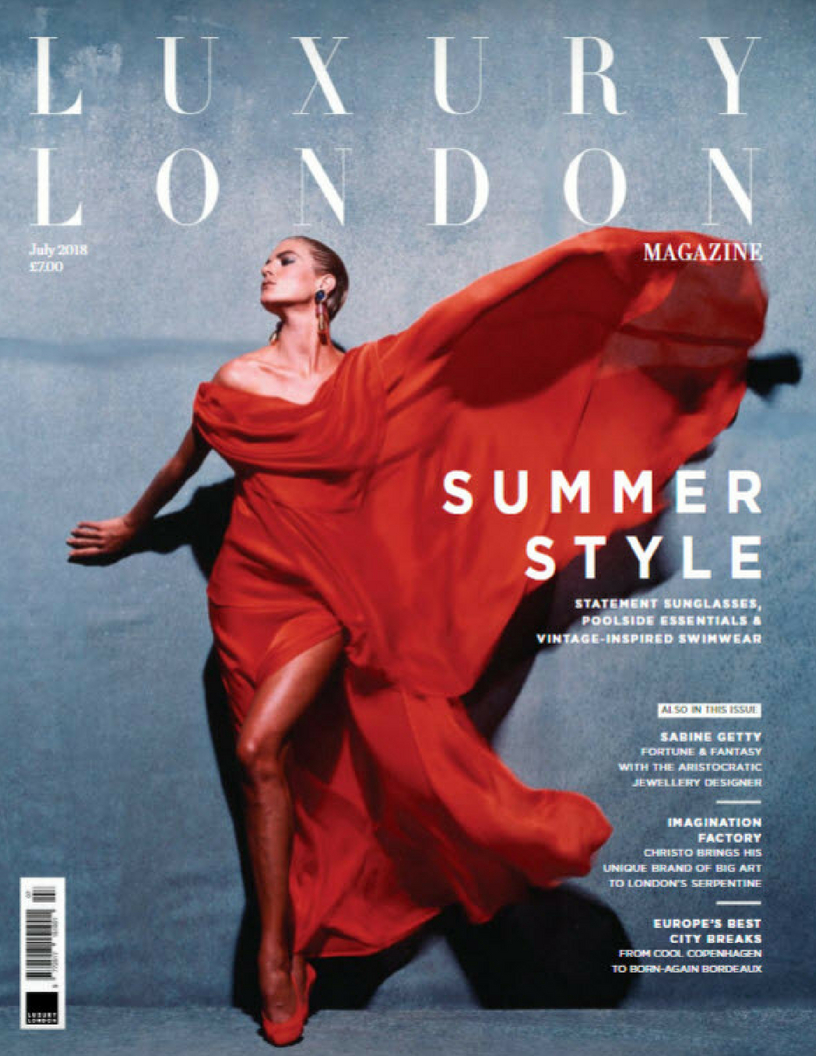 Luxury London Magazine Sanders July.jpg
