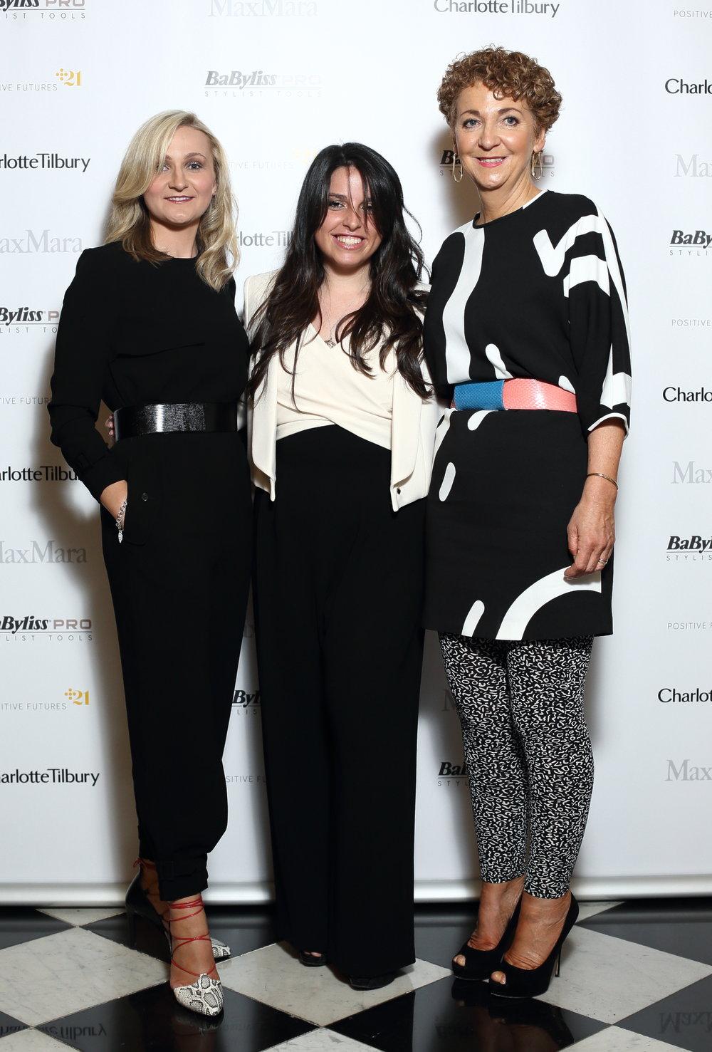 Nadine Thompson, Cecilia Manganelli and Agnes Lunny (2)..JPG