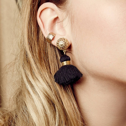 ROCK'n'Rose Emmeline Mini Tassel Earrings  £21