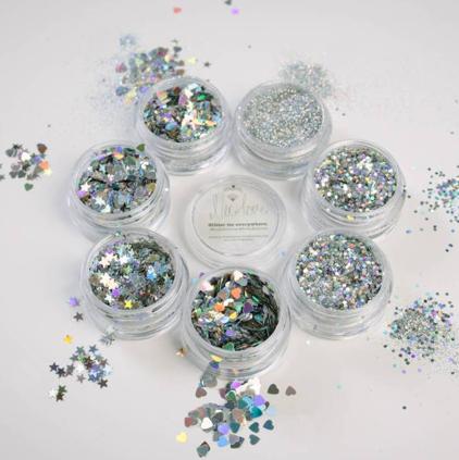 Niclove Glitter Pots £16