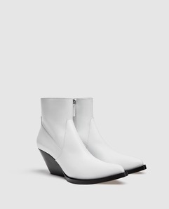 Leather Cowboy Ankle Boots, £99.99 at Zara 2.jpeg