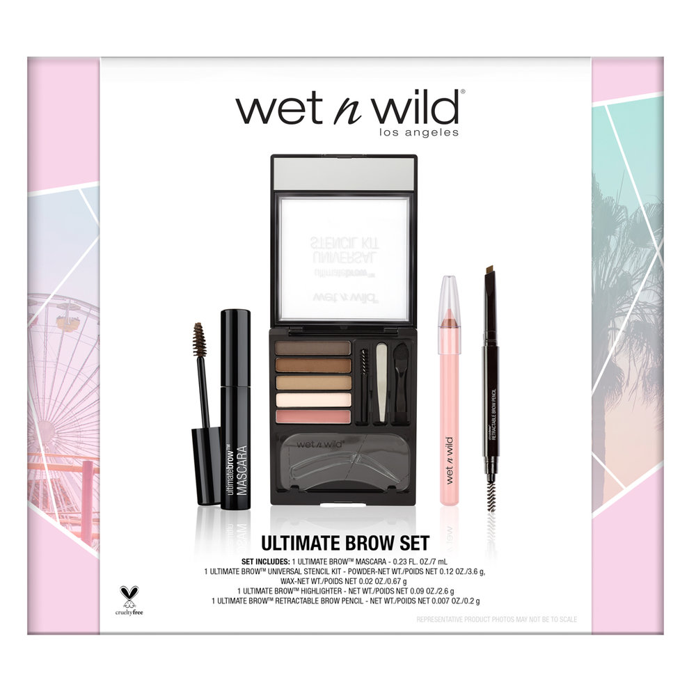 wet n wild® Ultimate Brow Set (€14.95/£12.95)