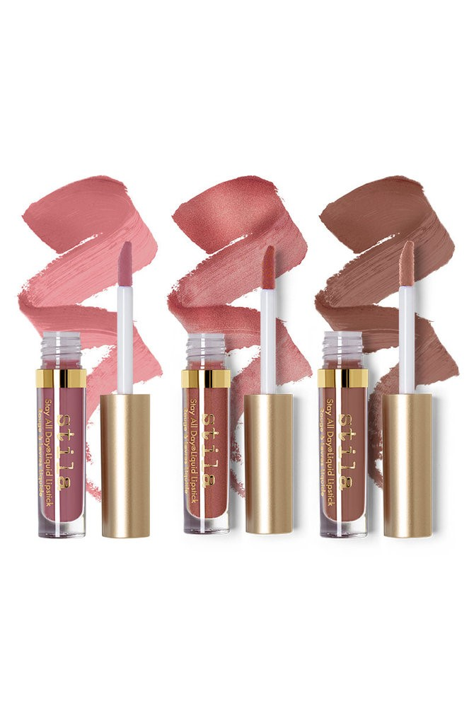 Stila In The Nude Stay All Day Liquid Lipstick Set €23.00