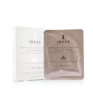 For Stressed and Fatigued Skin: I MASK biomolecular mask (€9.00)   Caused by: Unusually high quantity of late nights, jet lag or overbearing relatives(!)