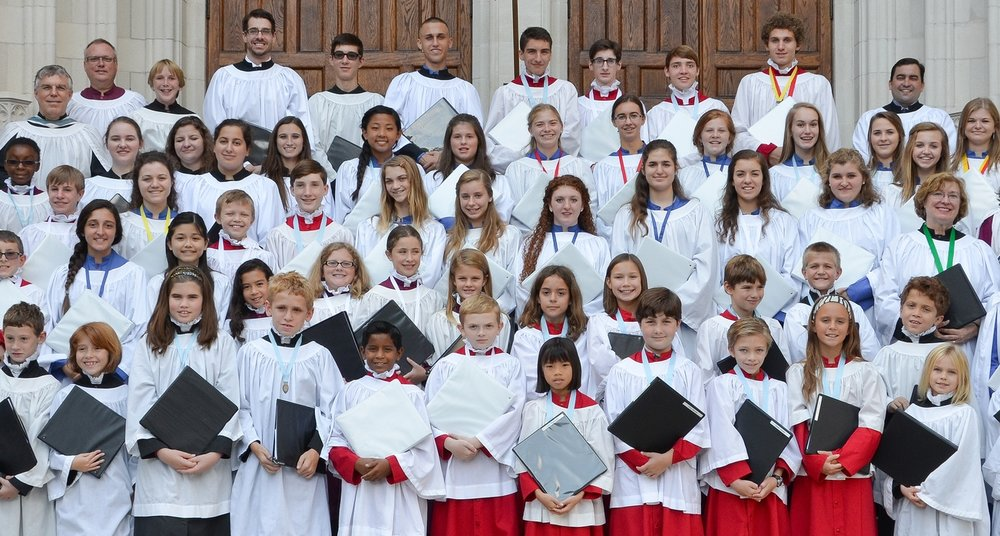 Diocesan Youth Choir Festival  Sunday, March 3, 10 a.m.  Over 100 of Central Florida's talented young Episcopal singers and their esteemed choir directors lead this annual service of Holy Eucharist.