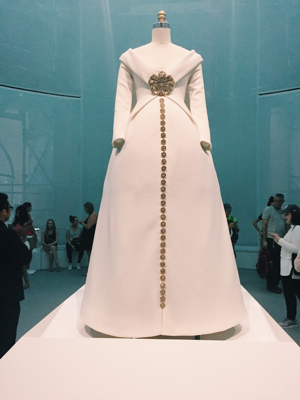 House of Chanel Wedding Ensemble