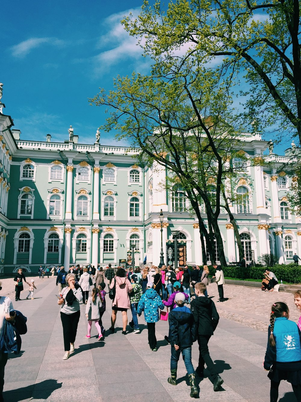 State Hermitage Museum -