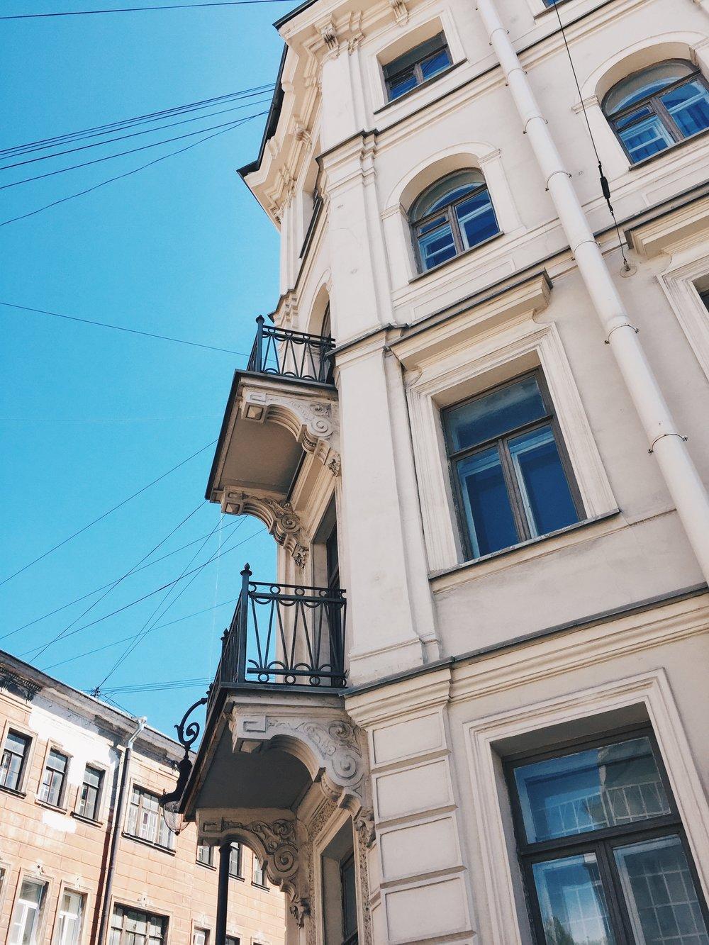 Dostoevsky's former home