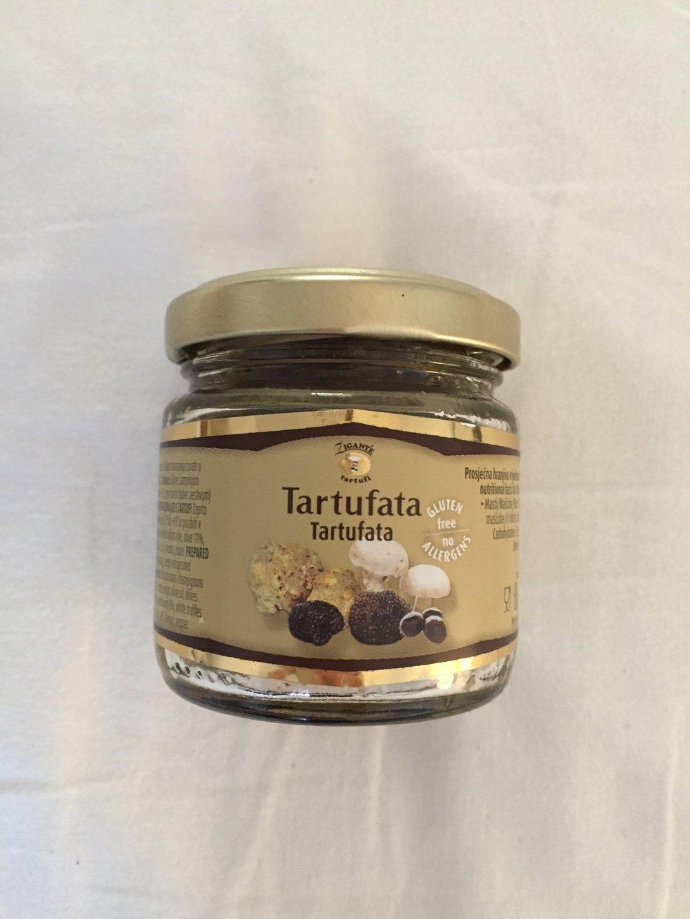 white truffle spread (Rovinj, Croatia)