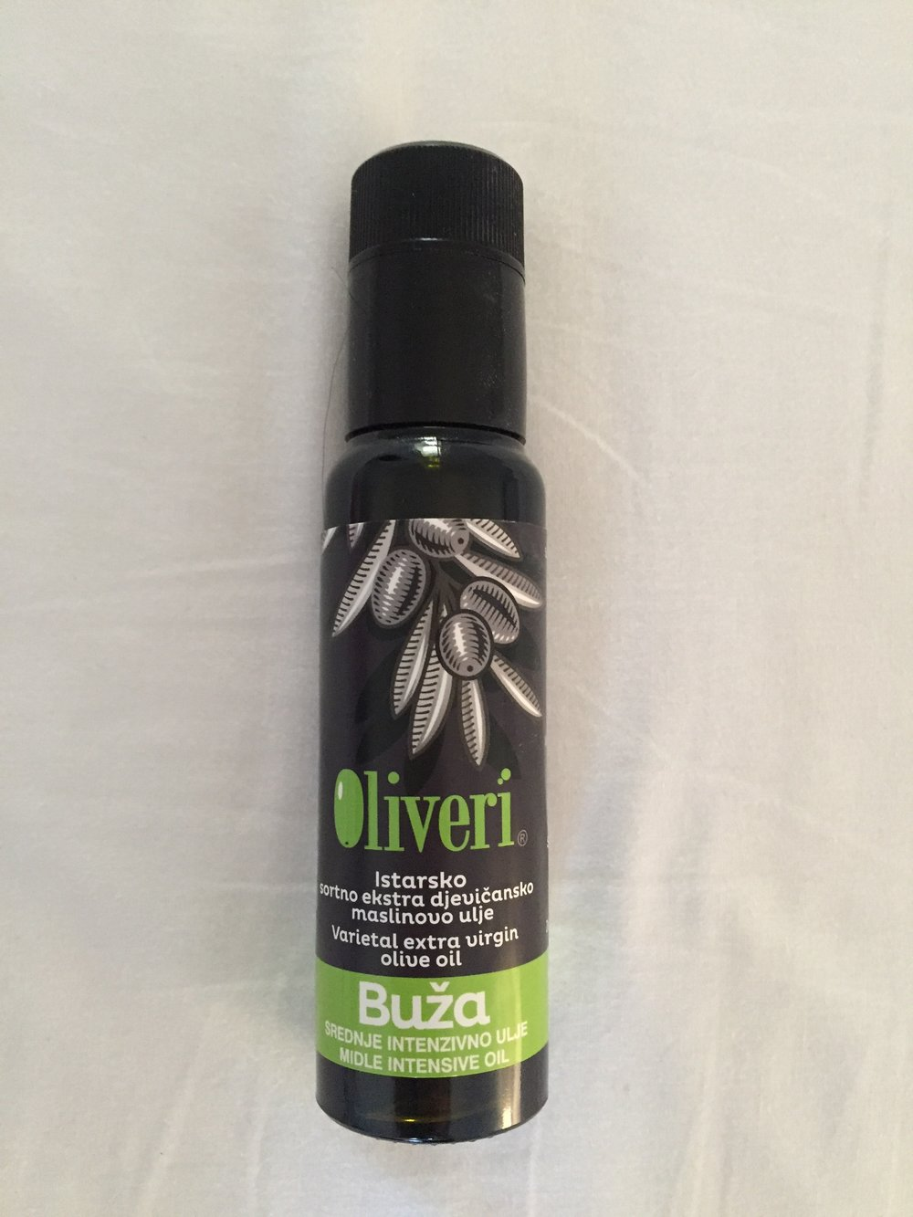 olive oil (Motovun, Croatia)