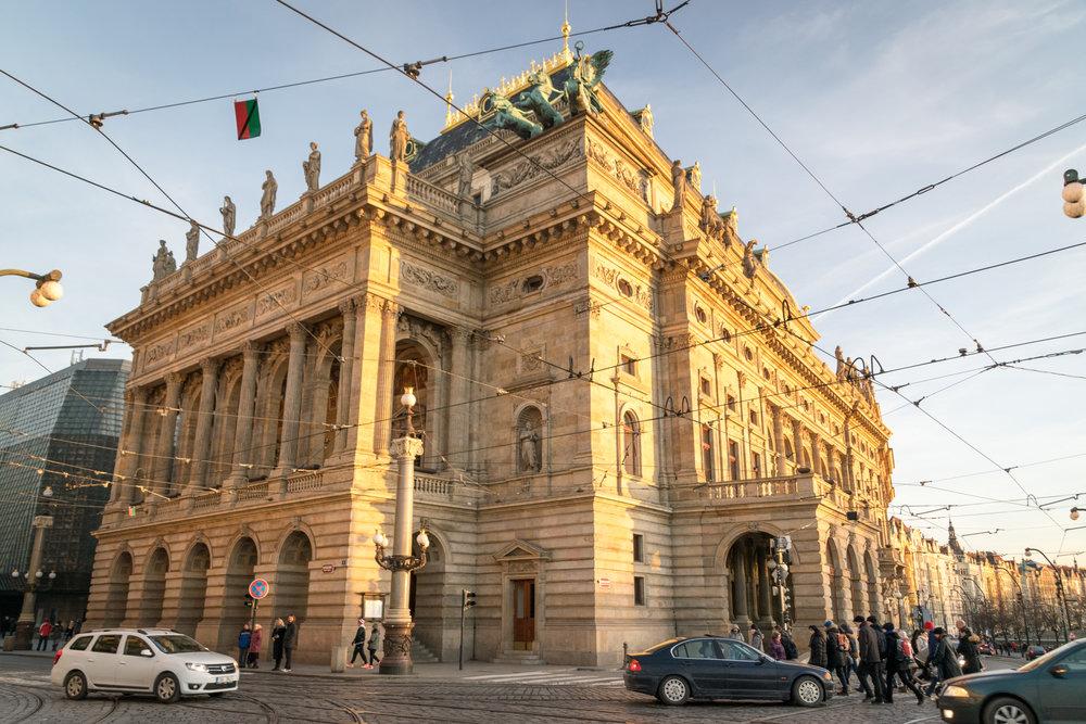 Prague National Theater