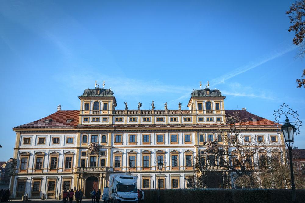 Tuscany Palace (Toskánský palác)