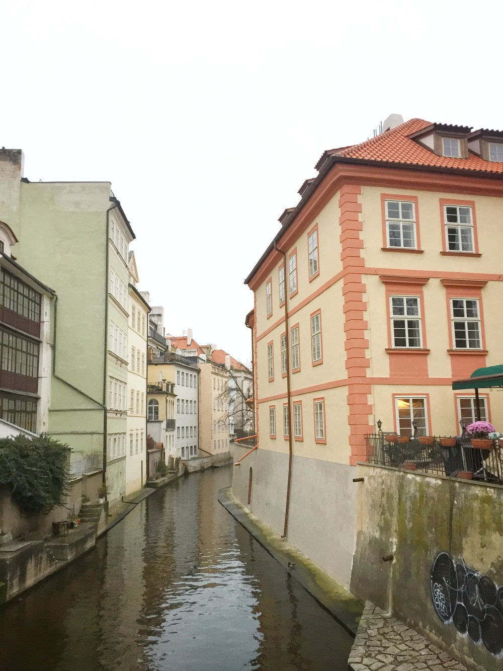 'Venice of Prague'